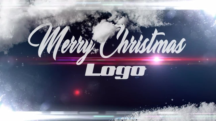 Christmas Miracle Opener: After Effects Templates
