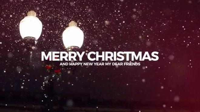 Flip Christmas Slideshow Premiere Pro Templates Motion Array