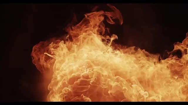 Fireball 03: Stock Video
