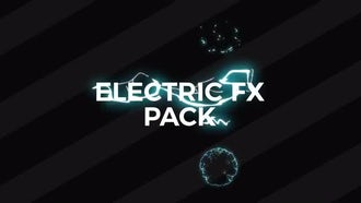 Electric FX Pack: Motion Graphics
