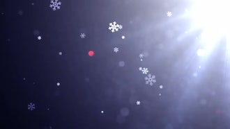 Christmas Backdrops Pack: Motion Graphics
