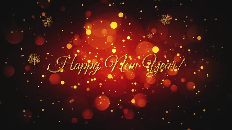 New Year Countdown: After Effects Templates