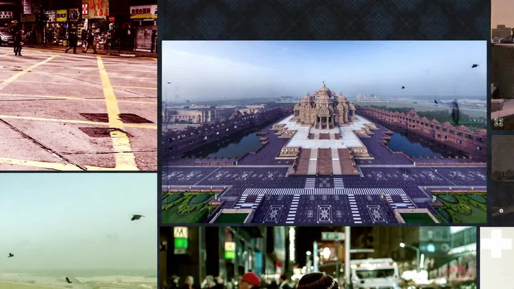 Urban Logo Opener: After Effects Templates