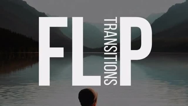 Flip Transitions Premiere Pro Templates Motion Array