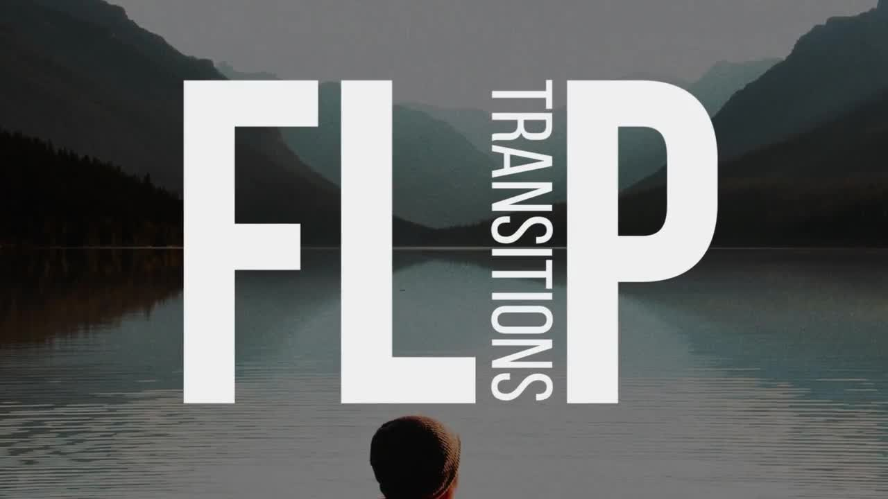 Flip Transitions Premiere Pro Templates Motion Array
