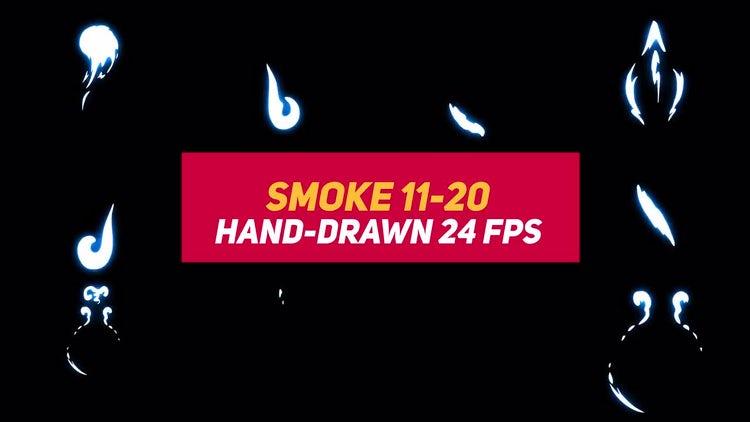 Liquid Elements Smoke 11-20: Stock Motion Graphics