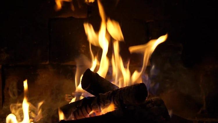 Bonfire: Stock Video