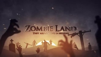 Zombie Land: After Effects Templates