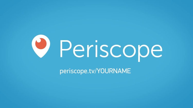 Periscope Short Promo: After Effects Templates