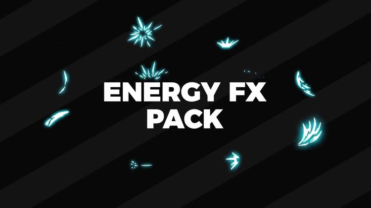 Energy FX Pack: Stock Motion Graphics