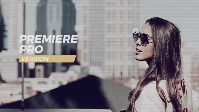 Creative Slideshow: Premiere Pro Templates