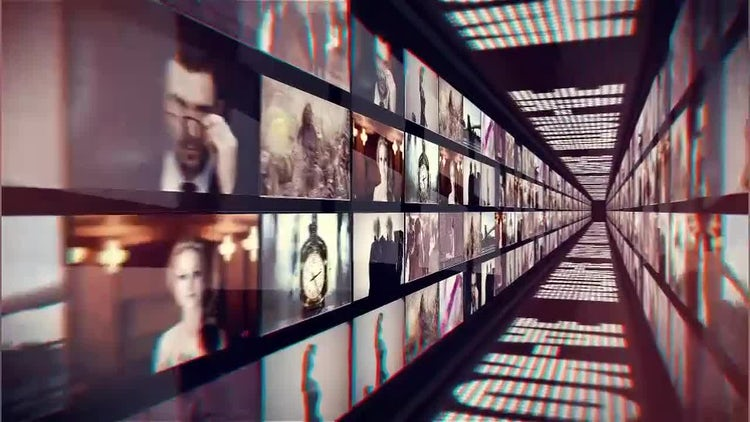 Modern Video Opener: After Effects Templates