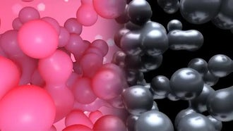 Metaballs Loops Pack: Motion Graphics