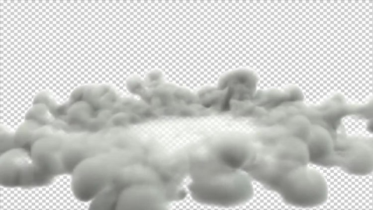 Smoke Shockwave : Stock Motion Graphics