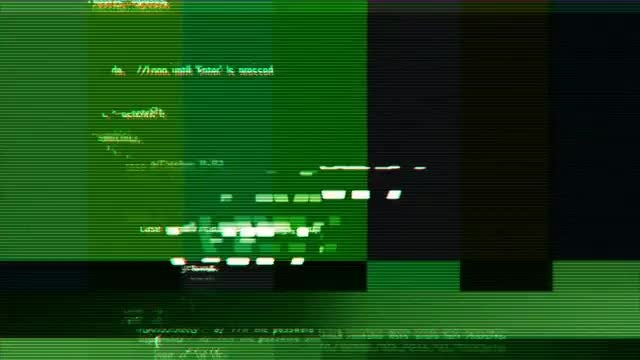Hacker's Glitch Logo Reveal: After Effects Templates