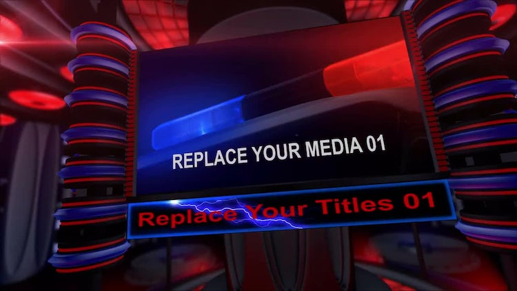 Media Reactor: After Effects Templates