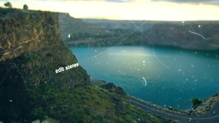 Deep Nature Slide: After Effects Templates