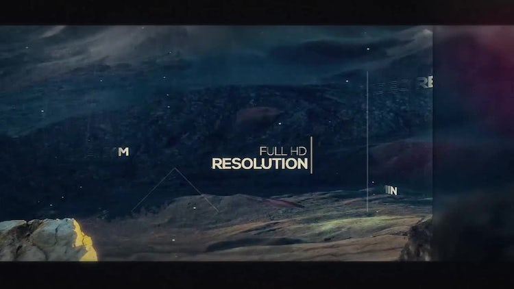 Modern Promotion: After Effects Templates