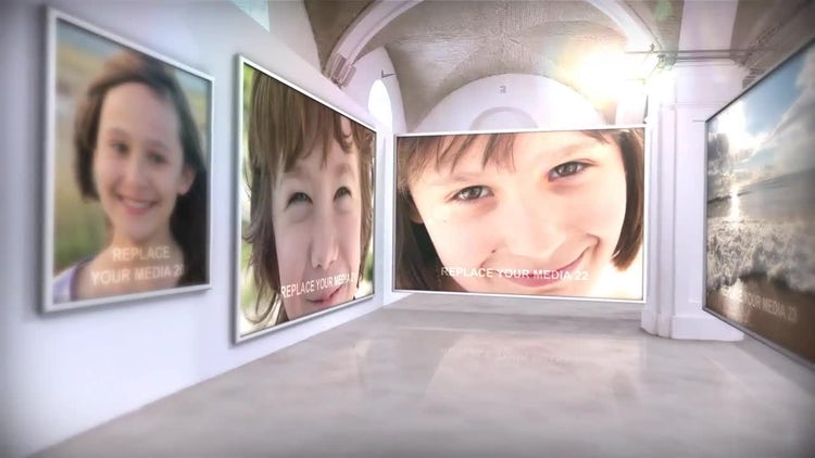 Image Gallery: After Effects Templates