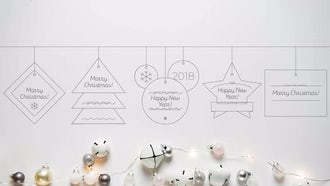 5 Christmas Titles: After Effects Templates
