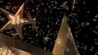 Christmas Star: Motion Graphics