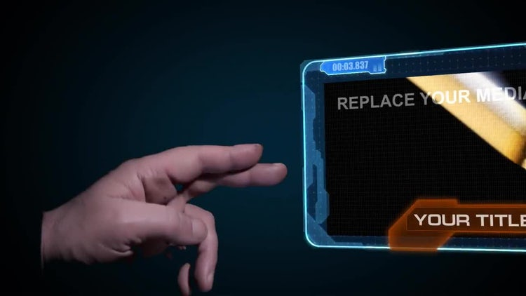 LED Screens: After Effects Templates