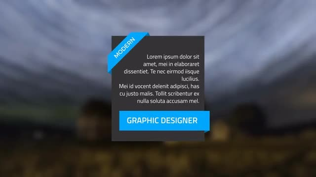 22 Stylish Lower Thirds: After Effects Templates
