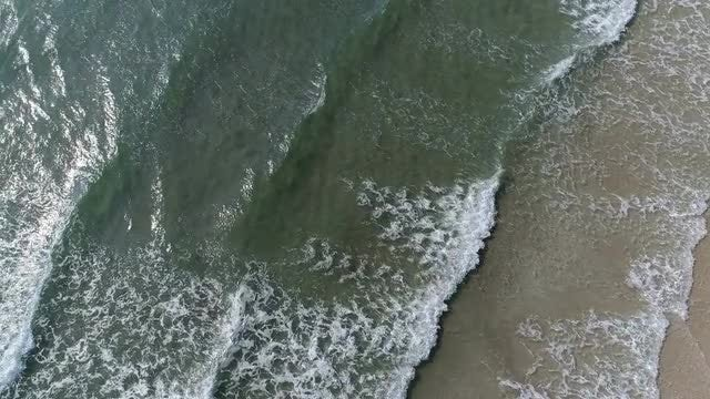 Sea Waves Beach Holiday: Stock Video