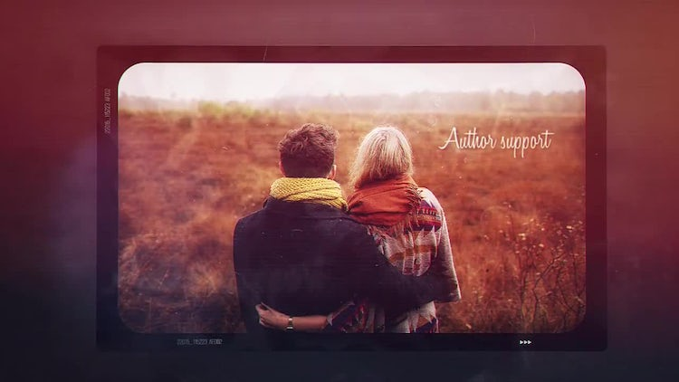 Frames of Memory: After Effects Templates