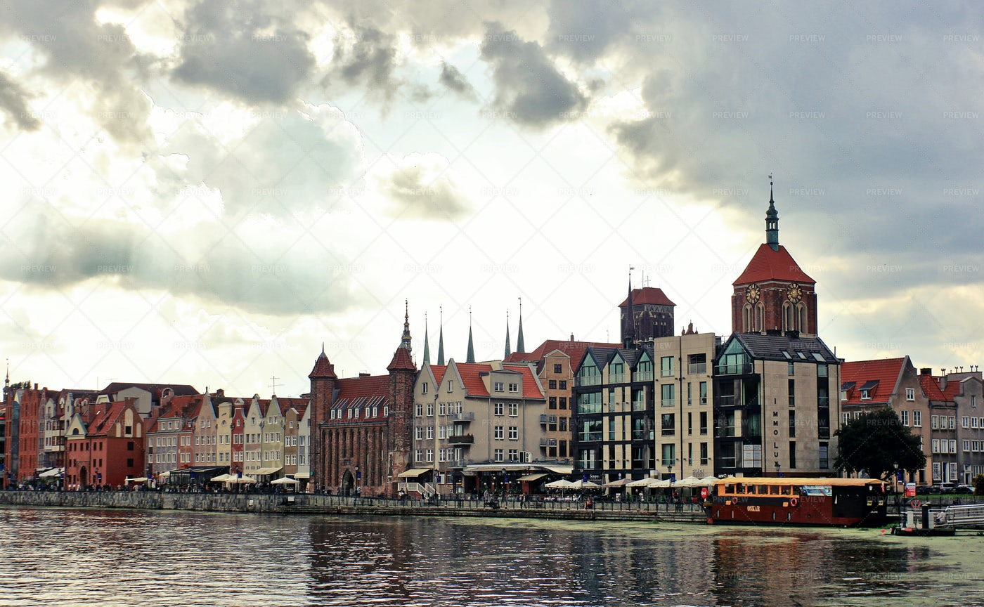 Gdansk Architecture: Stock Photos