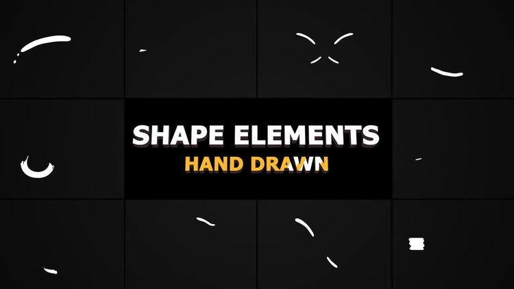 Flash FX Shape Lines: Stock Motion Graphics