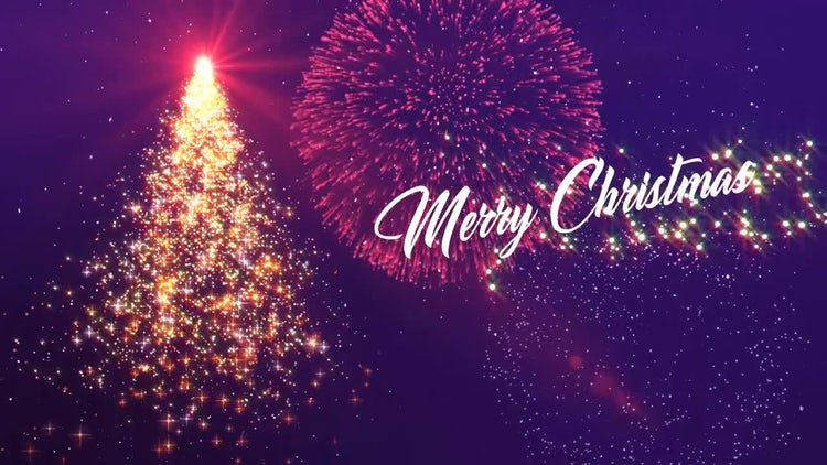Xmas - New year Wishes: After Effects Templates