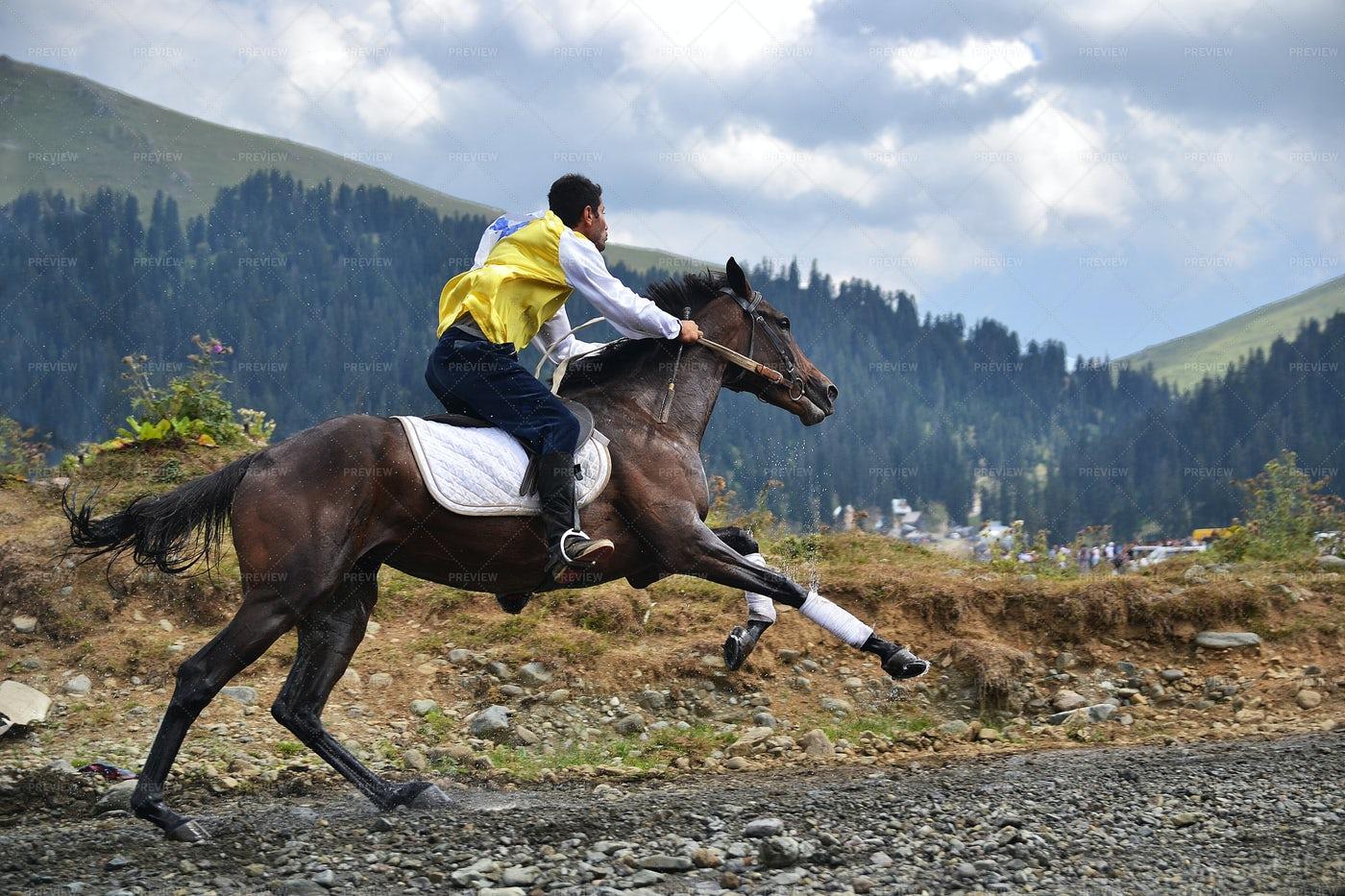 Horse Racing: Stock Photos