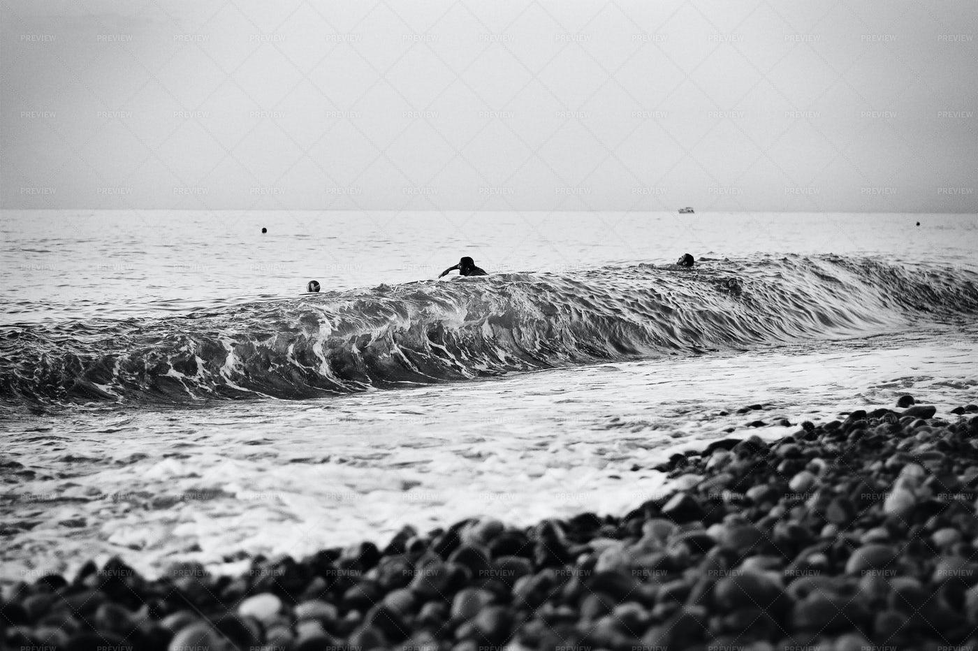 The Black Sea: Stock Photos