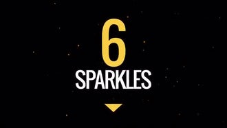 Sparkles Pack: Motion Graphics