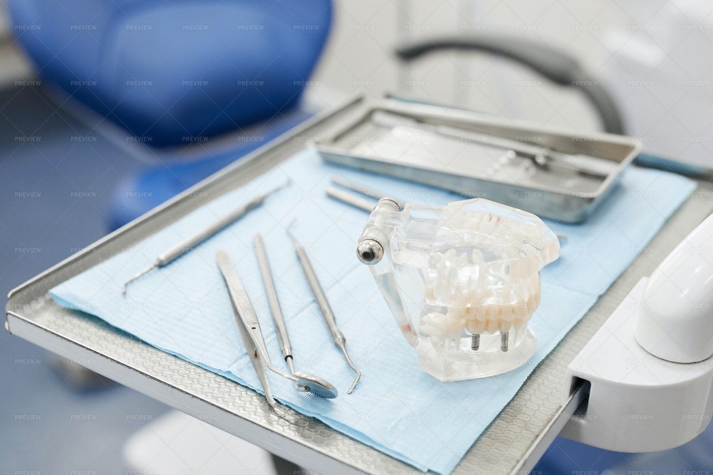 Tooth Prosthetics: Stock Photos
