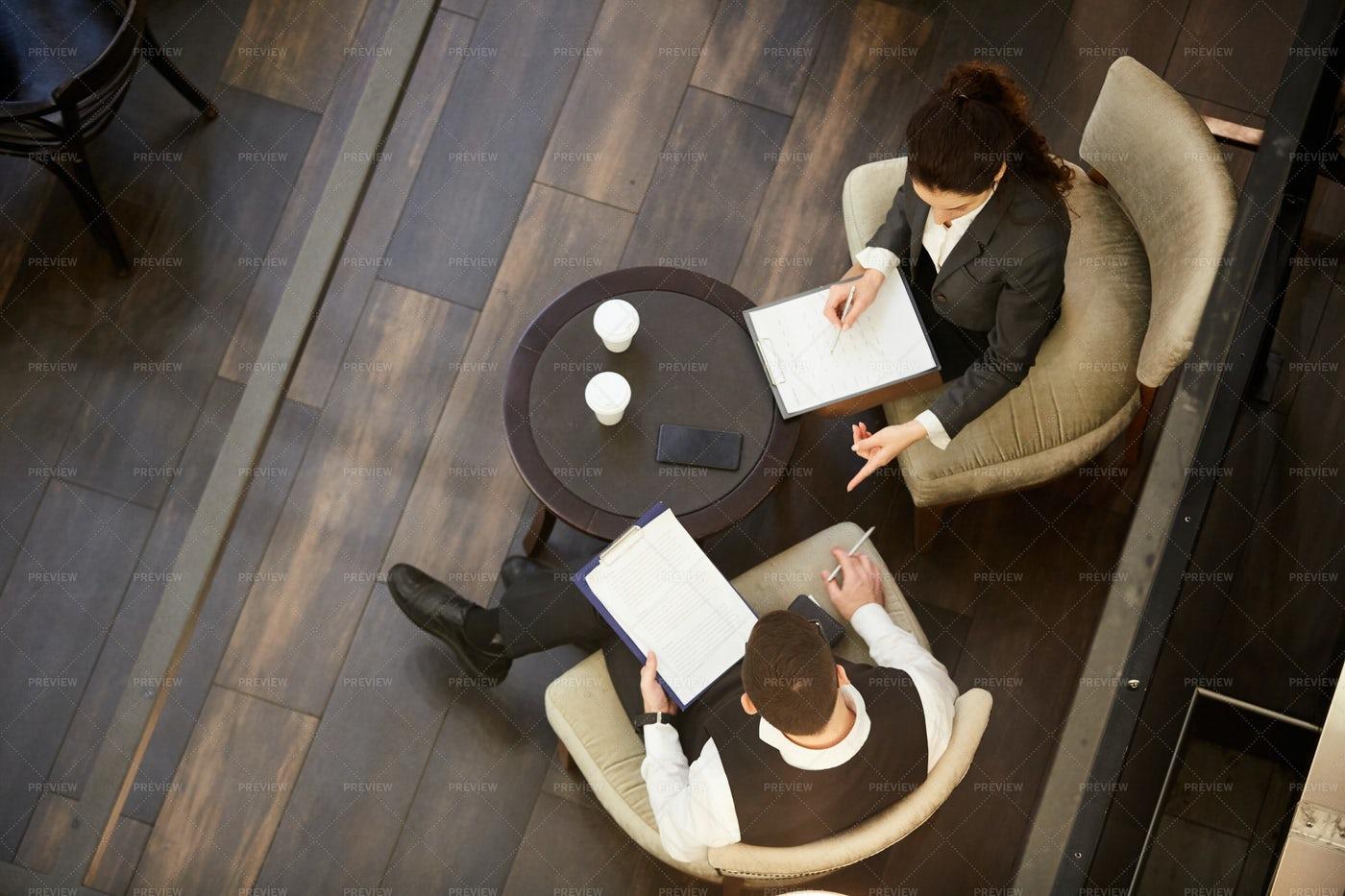 Brokers Working: Stock Photos