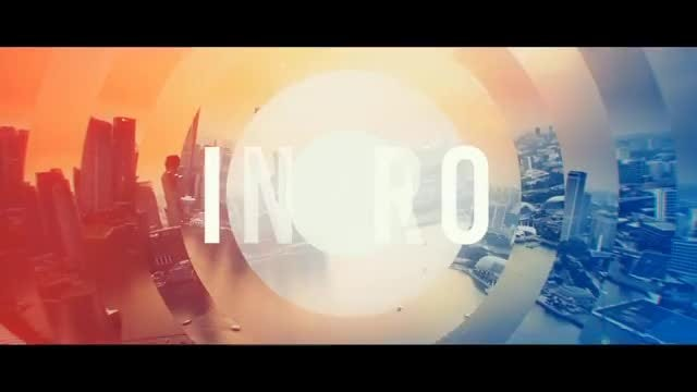 Dynamic Fast Intro: After Effects Templates
