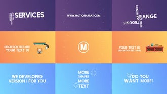 Logo Openers: After Effects Templates