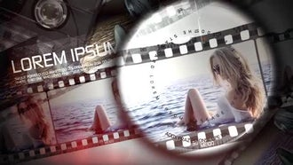 Film Slideshow: After Effects Templates