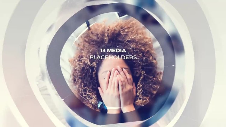 Harmony Slideshow: After Effects Templates