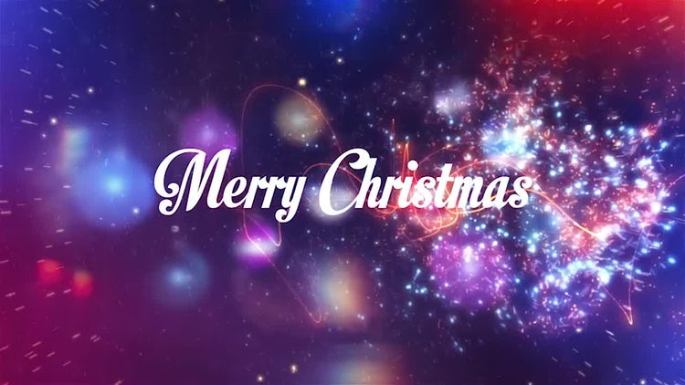 Christmas Opener: After Effects Templates