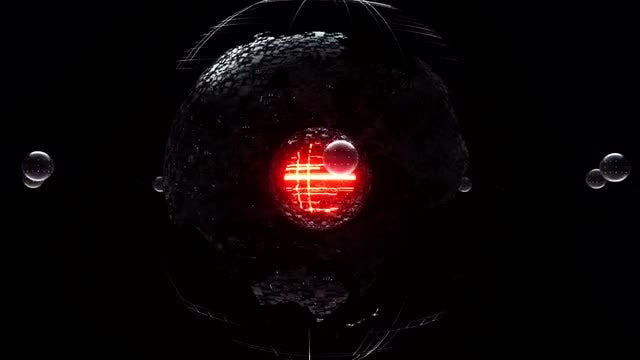 Burning World V1: Stock Motion Graphics