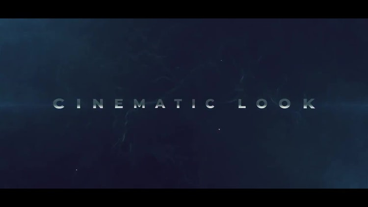 Hybrid Action Trailer: After Effects Templates
