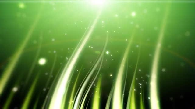 Flowing Magic Grass Loop: Stock Motion Graphics