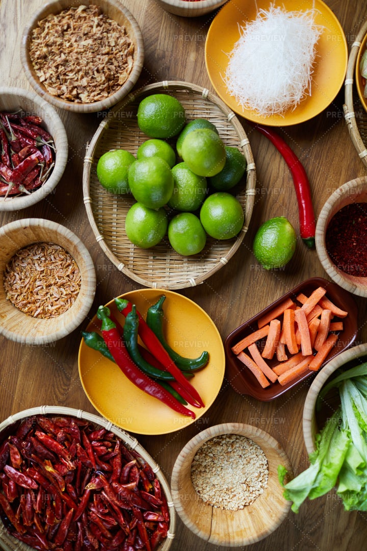 Spices And Flavours: Stock Photos
