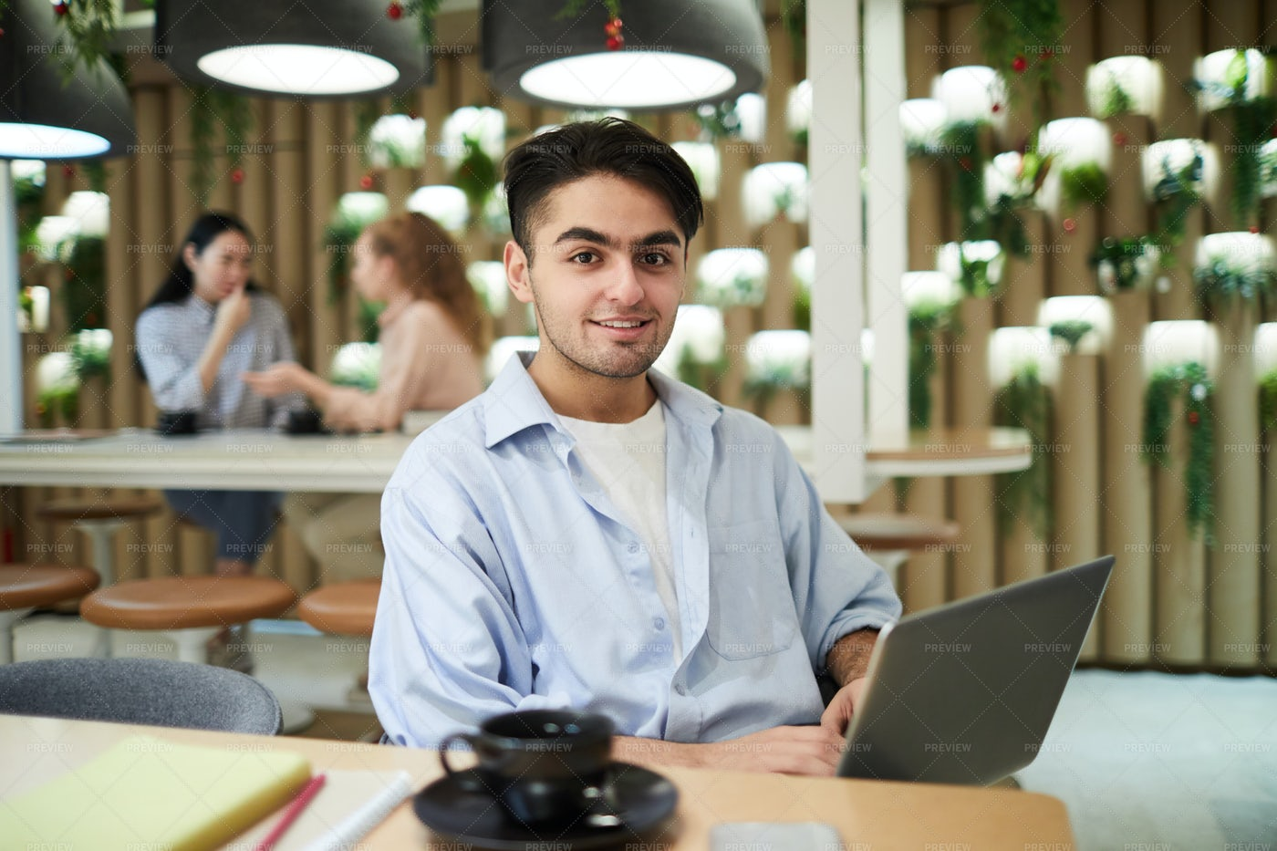 Guy With Laptop: Stock Photos