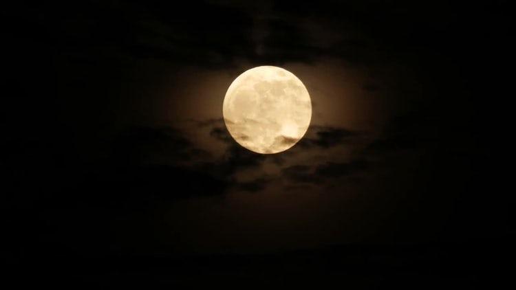 Moonlight: Stock Video