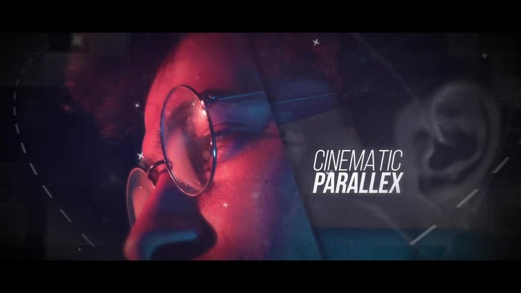 Cinematic Parallax: After Effects Templates