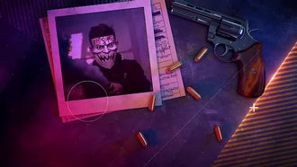 Crime Intro: After Effects Templates
